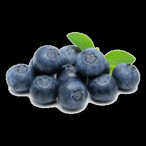 Organic Blue Berries Frozen <strong> 1 kg </strong>