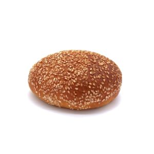 Artisan French Soft Butter Bun Sesame <strong>100 g</strong>