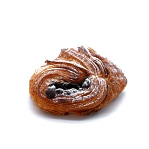 Artisan French Chocolate Croissant <strong> 120 g </strong>