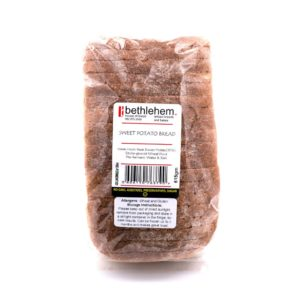 Bethlehem Sweet Potato (+ wheat)  <strong> 615 g </strong>