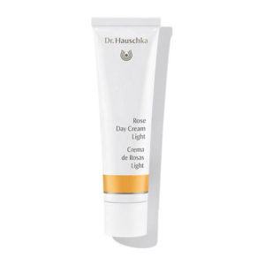 Dr Hauschka Rose Day Cream Light - dry & sensitive skin <strong> 30 ml </strong>