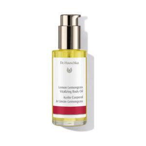 Dr Hauschka Body Oil Lemon Lemongrass Vitalising <strong> 75 ml </strong>