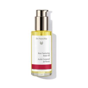 Dr Hauschka Body Oil Rose Nurturing <strong> 75 ml </strong>