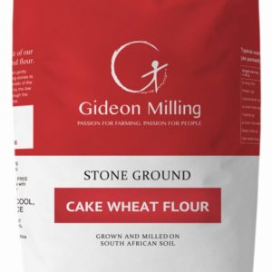 Stoneground Wheat Cake Flour Gideon Milling  <strong> 2.5 kg </strong>