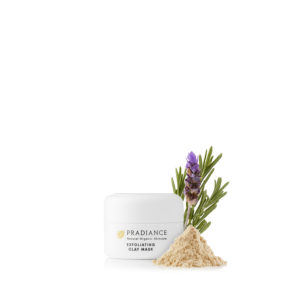 Pradiance Exfoliating Clay Mask Pot <strong> 50ml </strong>