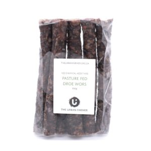 Ryan Boon Beef Droe Wors <strong> 150 g </strong>