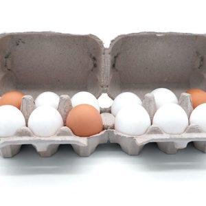 Farmer Angus Eggs dozen Jumbo <strong> 12 eggs </strong>