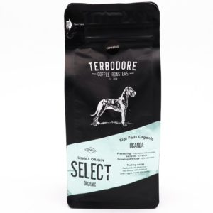 Terbodore Organic Espresso Ground Coffee | Single Origin <strong> 250g </strong>