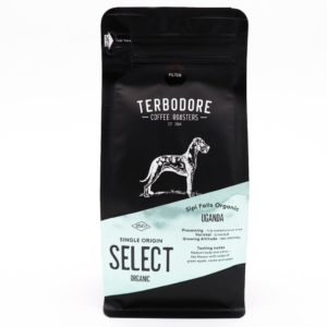 Terbodore Organic Filter Ground Coffee | Single Origin <strong> 250g </strong>
