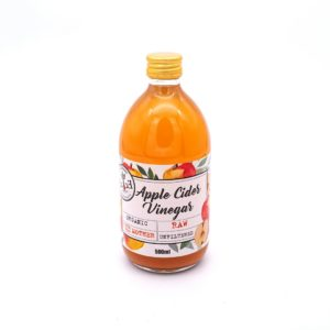 Ecoce Organic Apple Cider Vinegar <strong> 500 ml </strong>