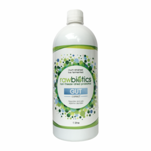 Rawbiotics Gut Correct Multi Strained Live Ferment <strong> 1 liter </strong>