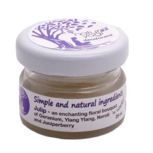Natural Yogi Deodorant Julip <strong> 30 g | 28 ml </strong>