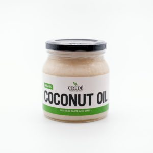 Organic Odourless Coconut Oil <strong> 500 ml </strong>
