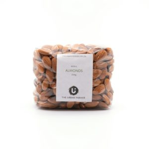 Almonds Raw <strong> 250 g  </strong>