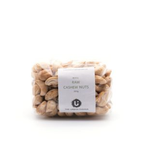 Cashew Nuts Raw <strong> 100 g  </strong>