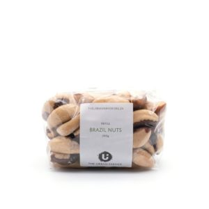 Brazil Nuts Raw <strong> 100 g  </strong>