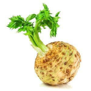 Organic Celeriac <strong> Bulb </strong>