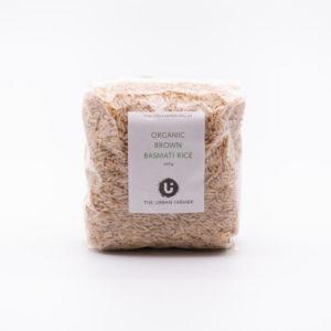 Organic Brown Basmati Rice <strong>500 g</strong>