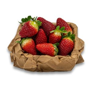 Organic Strawberries <strong> 250 g</strong>