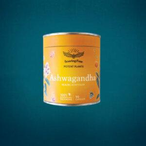 Superfood Potent Range Organic Ashwagandha   <strong> 90 caps  </strong>
