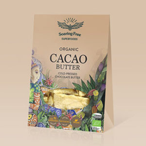 Superfood Organic Raw Cacao Butter  <strong> 200 g  </strong>