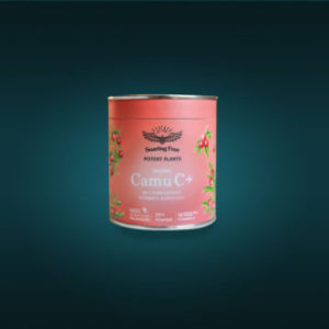 Superfood Potent Range Organic Camu C+   <strong> 77 g  </strong>
