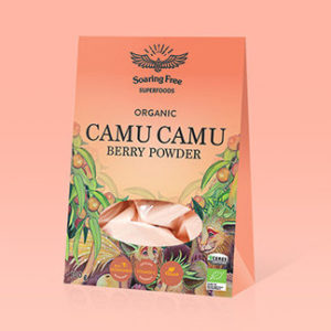Superfood Organic Camu Camu Berry  <strong> 100 g   </strong>