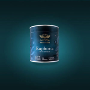 Superfood Potent Range Euphoria  <strong> 90 caps  </strong>