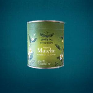 Superfood Potent Range Organic Matcha  <strong> 70 g  </strong>