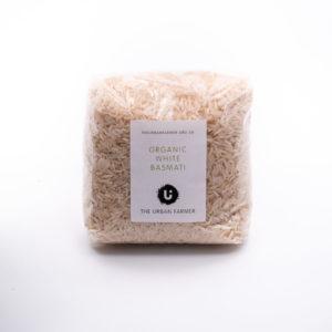 Organic White Basmati Rice <strong>500 g</strong>