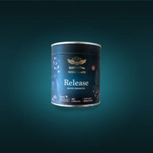 Superfood Potent Range Organic Release  <strong> 90 caps  </strong>