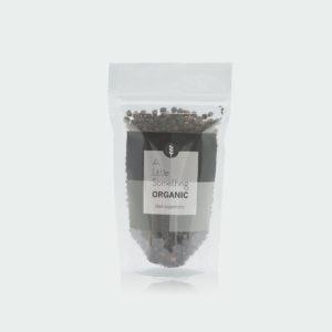Organic Black Peppercorn Refill  <strong> 60 g</strong>