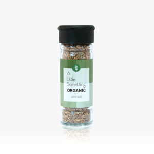 Organic Cumin Seeds  <strong> 45 g</strong>