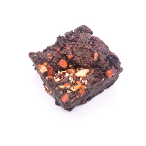 Chickpea Brownie Gluten Free <strong> Approx 130 g  </strong>