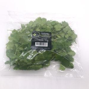 Organic Coriander <strong> 30 g</strong>