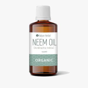 Organic Neem Oil <strong> 100 ml </strong>