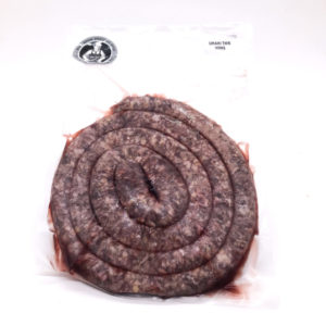 Ryan Boon Beef Boerewors <strong> 500 g </strong>