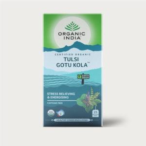 Tulsi Gotu Kola  <strong> 24 bags</strong>