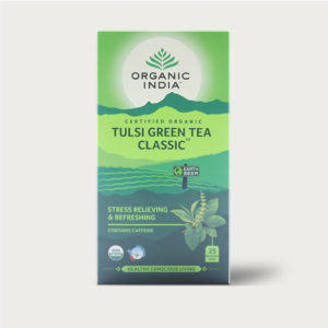 Tulsi Green Tea<strong> 24 bags</strong>