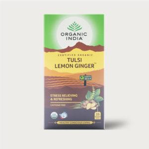 Tulsi Lemon Ginger <strong> 24 bags</strong>