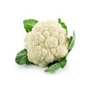 Organic Cauliflower  <strong> Med/Large Head</strong>