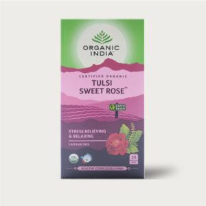 Tulsi Sweet Rose <strong> 24 bags</strong>