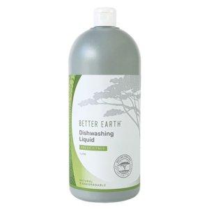 Better Earth Dishwashing Liquid Fresh Citrus<strong> 1 L</strong>