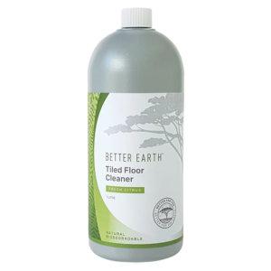 Better Earth Tiled Floor Cleaner Fresh Citrus <strong> 1 L</strong>