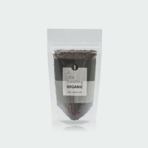 Organic Black Mustard Seed Refill<strong> 70 g<strong>