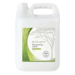 Better Earth Dishwashing Liquid Fresh Citrus<strong> 5 L</strong>