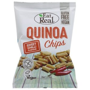 Eat Real Quinoa Sweet Chilli <strong> 30 g </strong>