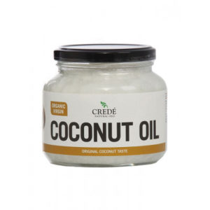 Organic Virgin Coconut Oil - Glass <strong> 500 ml </strong>