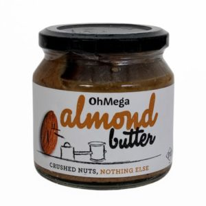 Oh Mega Almond Butter <strong> 250 g  </strong>