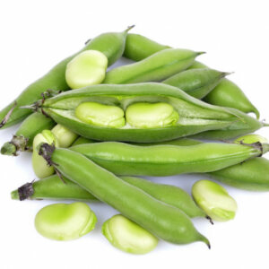 Organic Broad Beans <strong>400 G </strong>